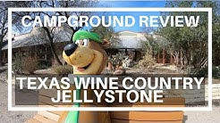 Campground Review: Texas Wine Country Jellystone Fredericksburg, Texas