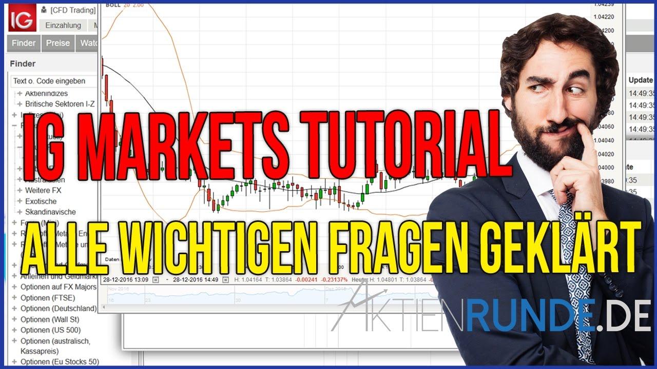 Ig Markets De