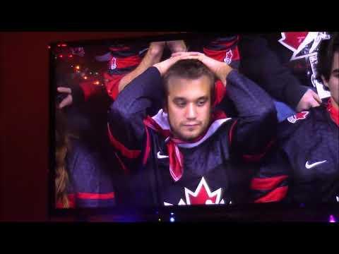 IIHF World Juniors 2019 - Canada vs Finland {QUARTERFINALS} Full Overtime | Winning Team's Anthem