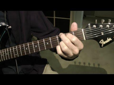 David Bowie - Ziggy Stardust - Guitar Lesson - YouTube