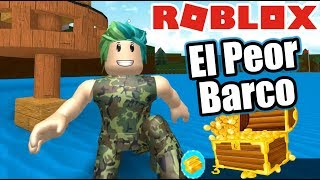 Roblox's Worst Ship Water Fun ? Roblox Karim Games Play