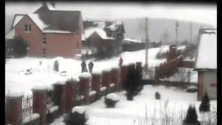 Автослежение  Видеонаблюдение в сильный снег  ebrigada.ru(, 2012-03-22T22:41:34.000Z)
