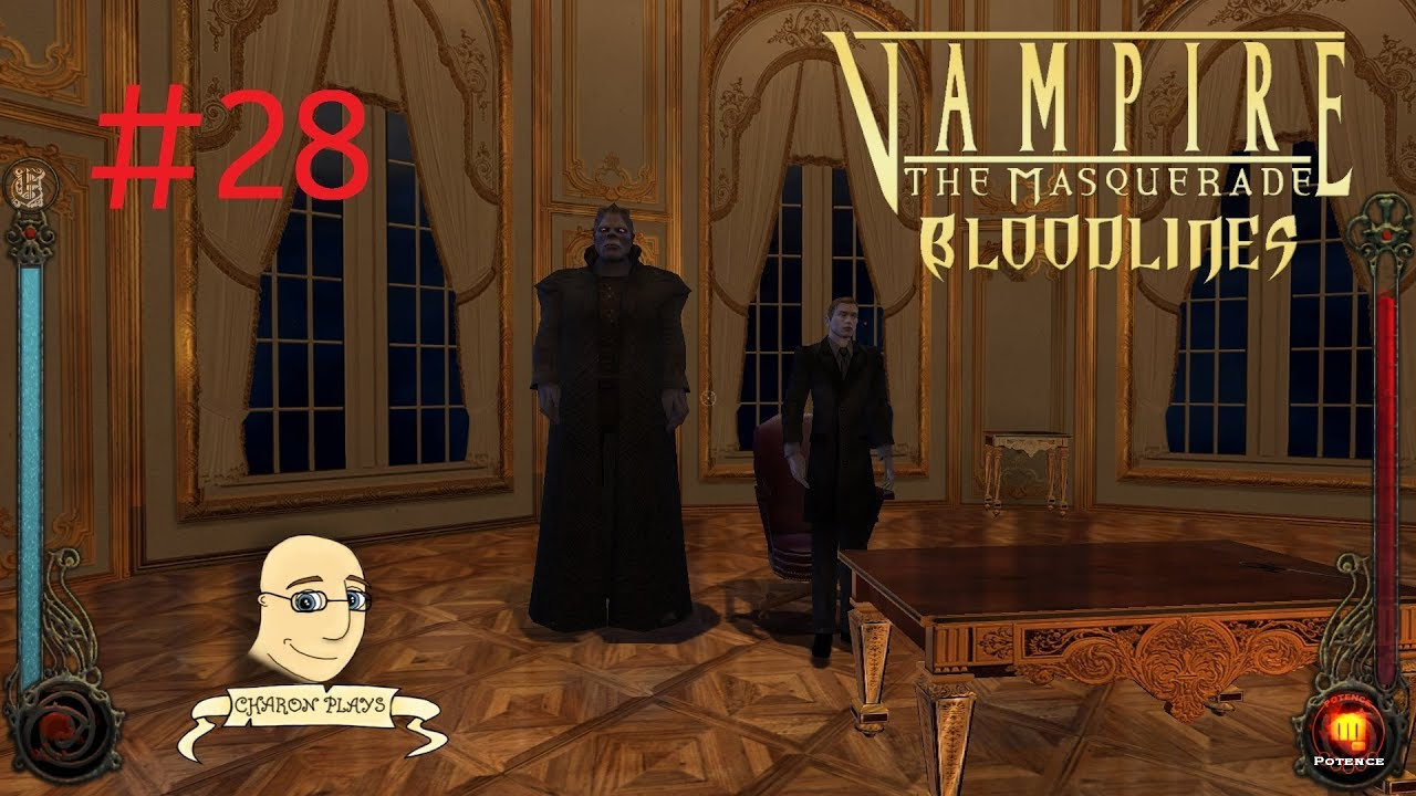 Vampire masquerade bloodlines dow…