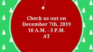 Upcoming Christmas vendor and craft show