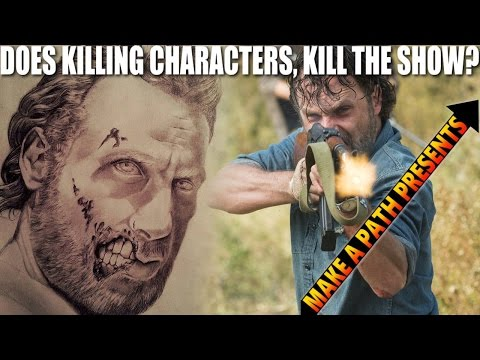 COULD KlLLING CHARACTERS, KlLL THE SHOW & MORE! The Walking Dead