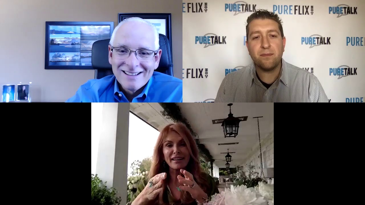 Pure Talk with Roma Downey