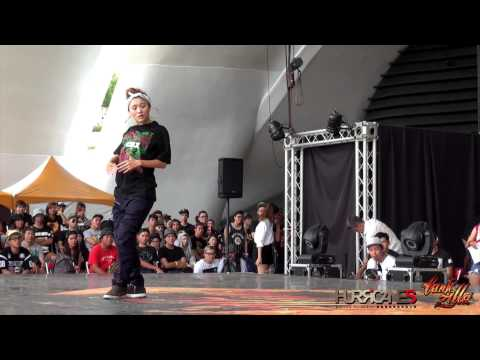 HIPHOP ALL AGE SIDE BEST16 2 小薇(TW) VS AJ(TW) | 20 thumbnail