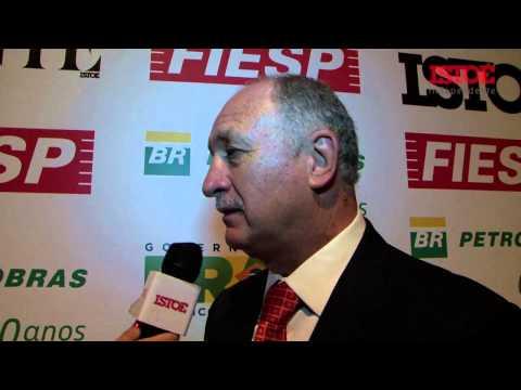 Entrevista com Luiz Felipe Scolari (Brasileiros do Ano 2013)
