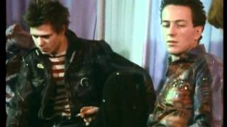 The Clash - London Weekend Interview (28-11-76)