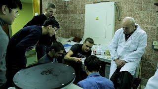 Приборы для экспериментов в Лаборатории нейтронной физики – студенческая Школа