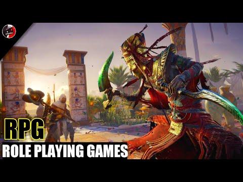 10 MEJORES Juegos De ROL!!! (RPG) Para Dispositivos Móviles 2019