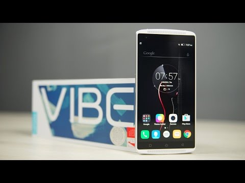 Lenovo Vibe X3 - Unboxing & Hands On!
