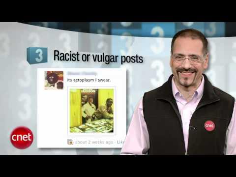 CNET Top 5 Reasons People Unfriend You On Facebook