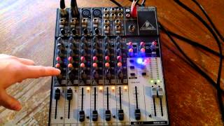 Berhringer-1204 USB Review