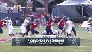 #CAAFB 12 Teams/12 Days:  Richmond -- Presented by Geico