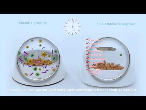 PETKIT FRESH NEW SMART ANTI-BACTERIAL BOWL FOR DOGS AND CATS