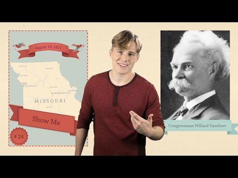Missouri - 50 States - US Geography / US History