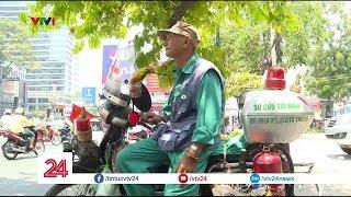 Việc Tử Tế: Chiếc xe cứu thương di động  - Tin Tức VTV24