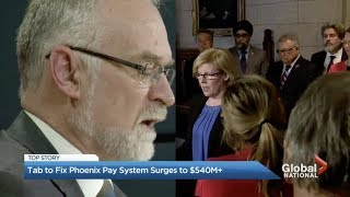 Auditor General slams ongoing failure of Trudeau government to fix Phoenix & CRA problems