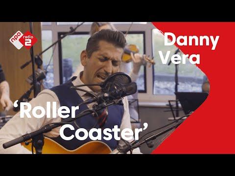 Danny Vera - 'Roller Coaster' Live @ Stenders Platenbonanza | NPO Radio 2