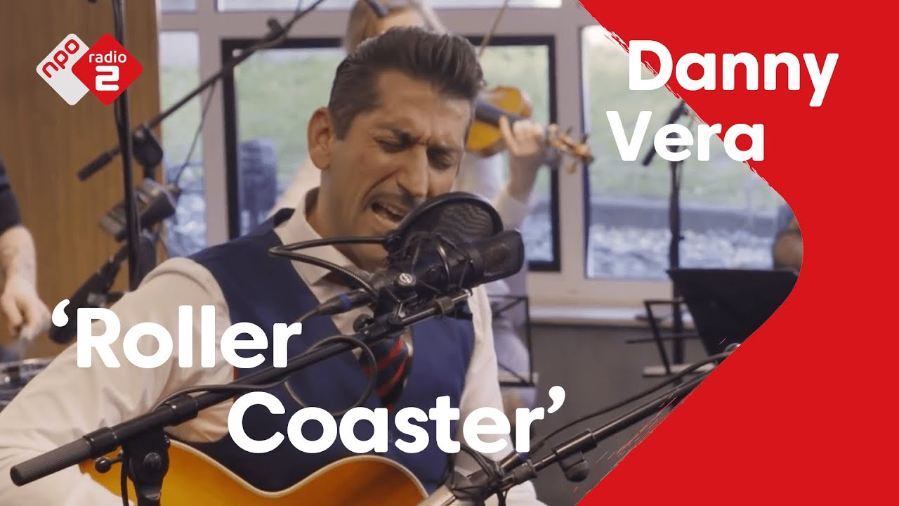 Danny Vera Roller Coaster Live Stenders