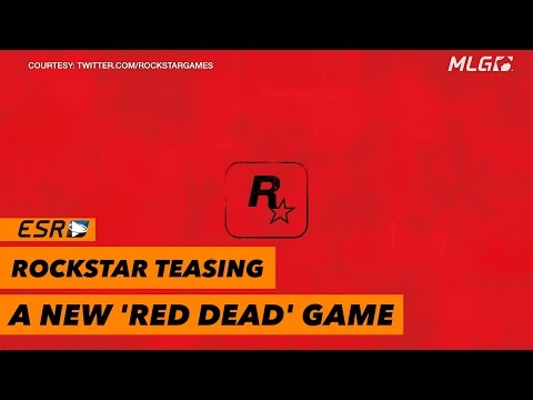 Rockstar Games is teasing a new Red Dead Game.