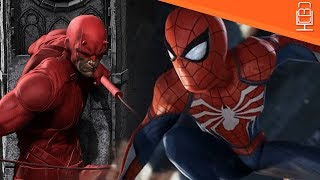 Daredevil Exists in Spider-Man PS4 Universe