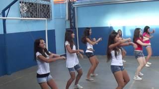 Cha Cha Slide - Show de Talentos Kennedy 2012
