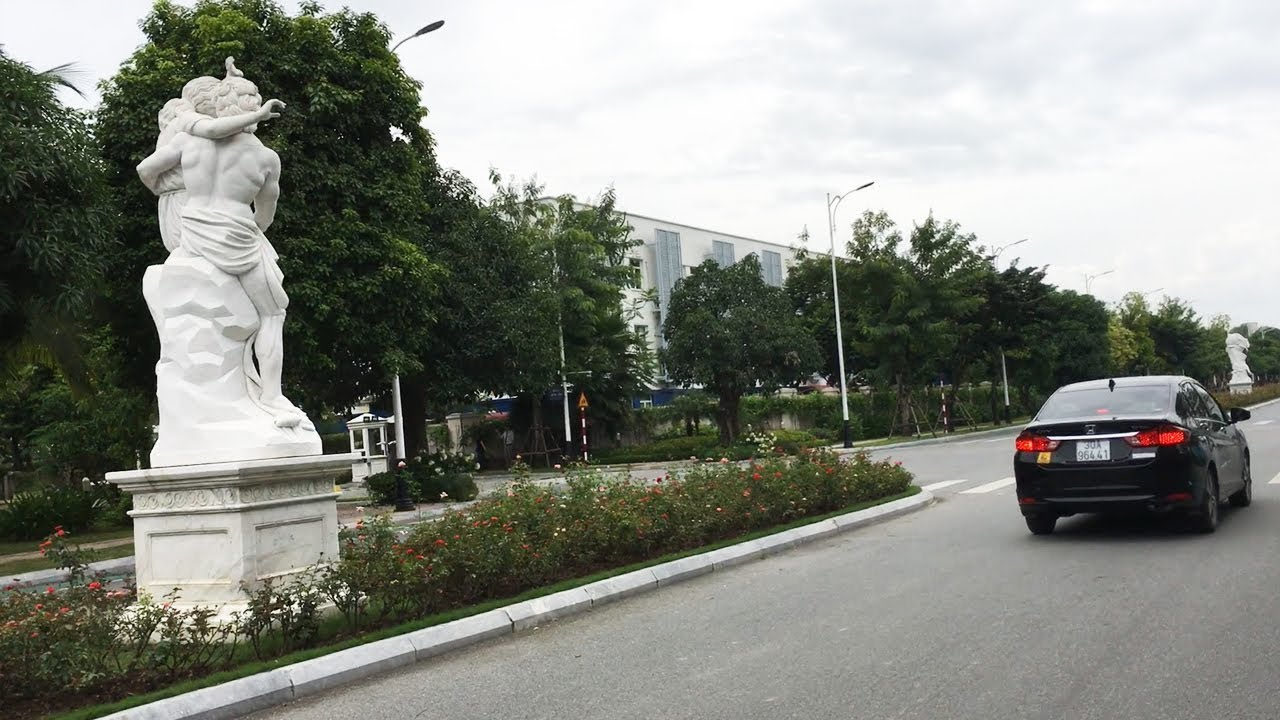 Đột nhập Vinhomes Riverside – khu biệt thự sang trọng nhất Hà Nội
