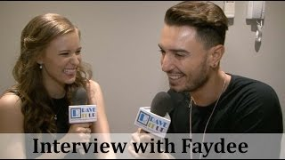 Download Interview with Faydee Mp3 and Videos