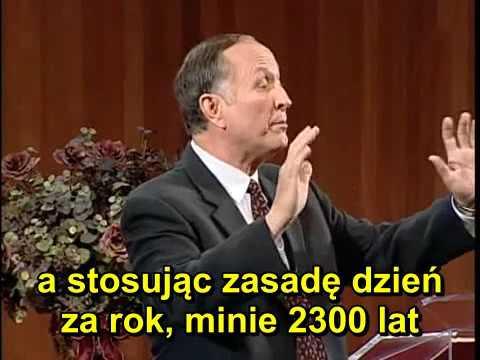 Stephen Bohr - 05. Proroctwo o 70-ciu tygodniach (NAPISY PL) - Nowe spojrzenie...