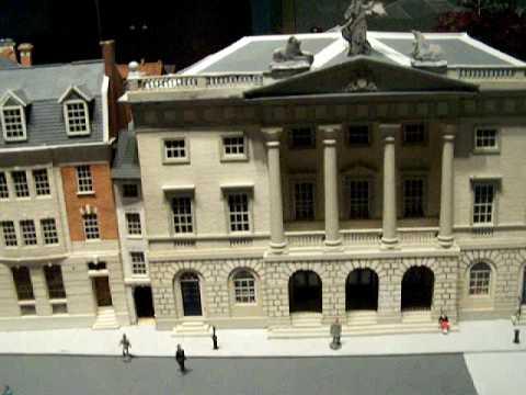Town Hall Newark-on-Trent  England History Nottinghamshire