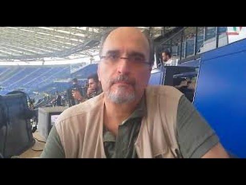 CARLO ZAMPA: E' UNA BUFFONATA, VERGOGNA! - ROMA - TORINO 3-2