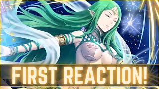 Naga is Surprisingly Great! (✯◡✯) - Mythic Heroes Banner - First Look! 【Fire Emblem Heroes】
