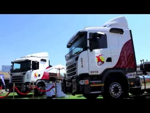 97 SCANIA G460 trucks for NGULULU BULK CARRIERS