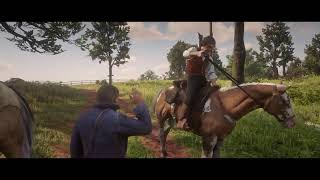 Red Dead Redemption 2 - Dando uns tiro e Participando de uma revolução da melhorada