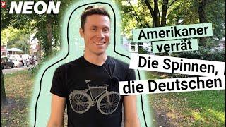 Was ein Amerikaner an Deutschland komisch findet – und was er liebt