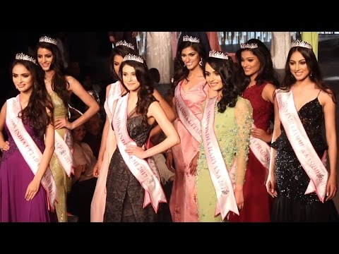 fbb Colors Femina Miss India North 2017: Crowning Moments
