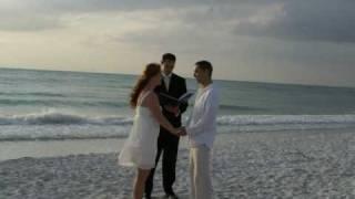 Florida Beach Wedding St Pete Beach