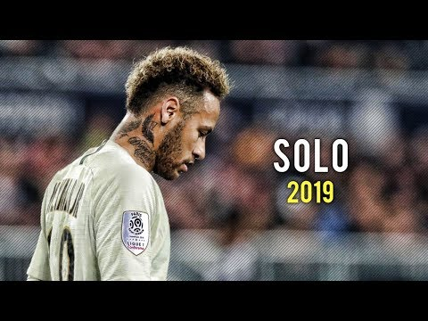 Neymar Jr ► Solo - Clean Bandit ● Crazy Skills & Goals 2018/19 | HD