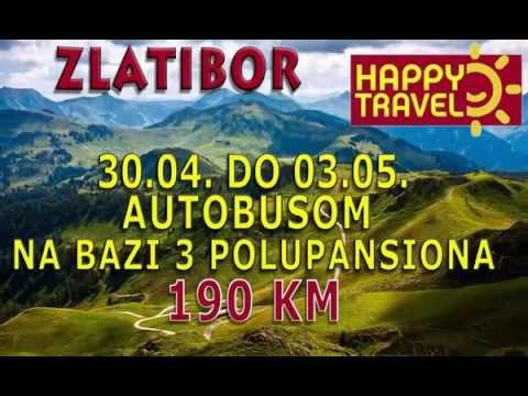 Happy Travel 1. maj 2015. Zlatibor
