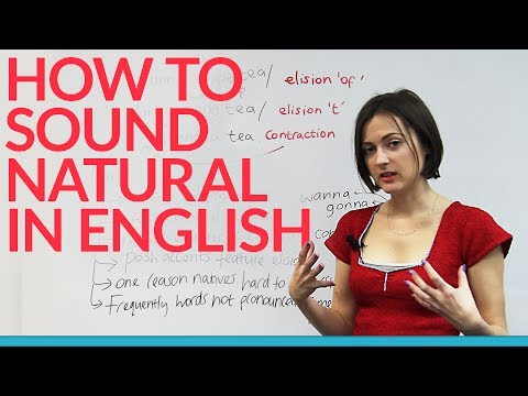 Sound like a native speaker: the BEST pronunciation advice