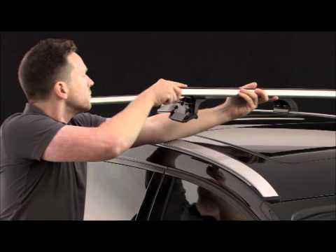 THULE Montagekit 4007 Rapid Fixpoint XT Fußsatz 751 und 753 Audi A4