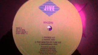 Whodini - Five Minutes Of Funk (Screwed And Chopped)