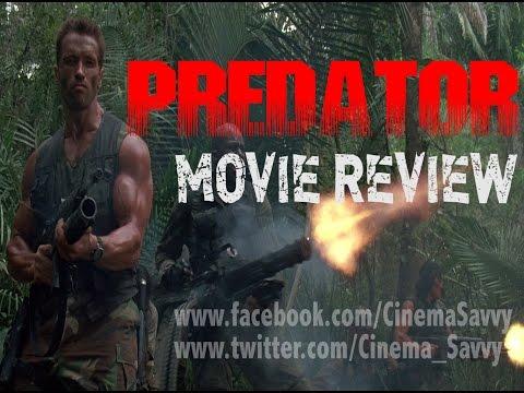 Cinema Savvy Film Club #6 - Predator Review