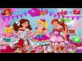 Disney Princess Games Wonderland Tea Party