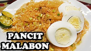 SUPER EASY AND DELICIOUS PANCIT MALABON!