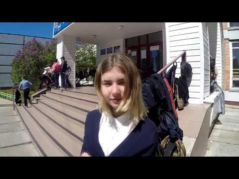Последний звонок  - 21 школа Тольятти (2017)
