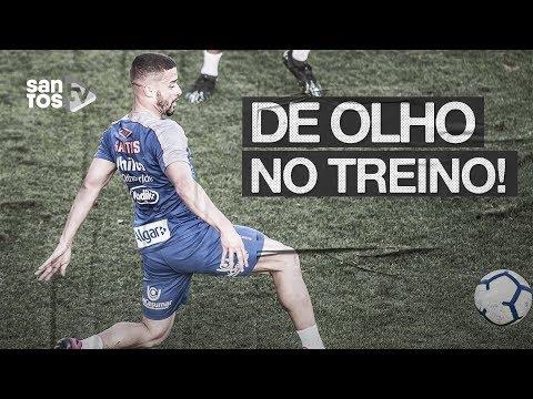 LUCAS VENUTO EM CAMPO | DE OLHO NO TREINO (07/08/19)