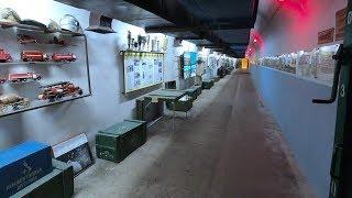 Первое видео из музея холодной войны времён СССР Севастополь